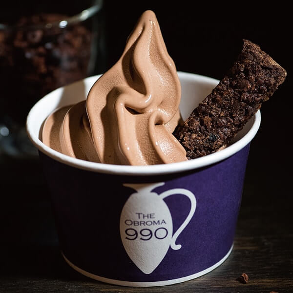 CACAO ICE CREAM